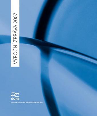 ÚOHS. Výroční zpráva 2007