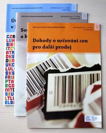 ÚOHS. Infolisty 2009