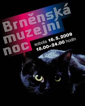 Brněnská muzejní noc 2009