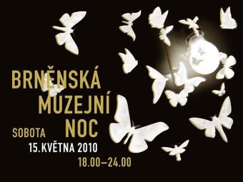 Brněnsnká muzejní noc 2010