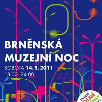 Brněnská muzejní noc 2011