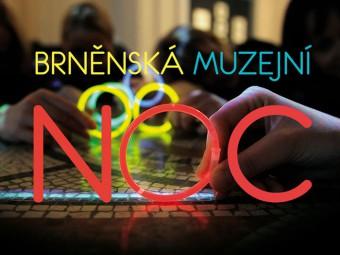 Brněnská muzejní noc 2013