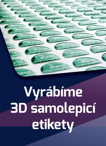 Vyrábíme 3D etikety