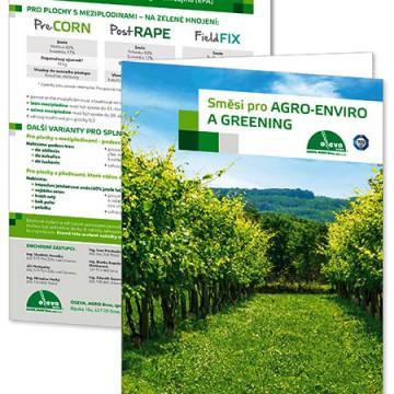 OSEVA – Nabídka pro Agro-Enviro a Greening