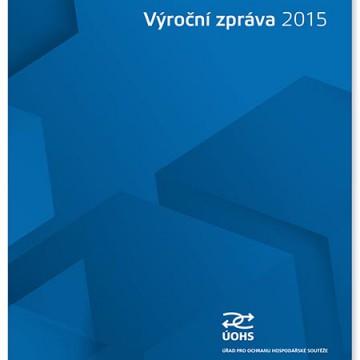 ÚOHS – Výroční zpráva 2015