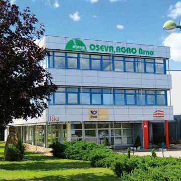 OSEVA, AGRO Brno