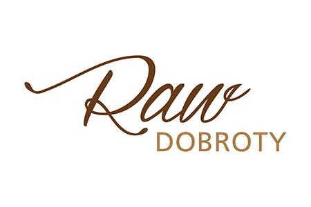 RAW dobroty. Logo