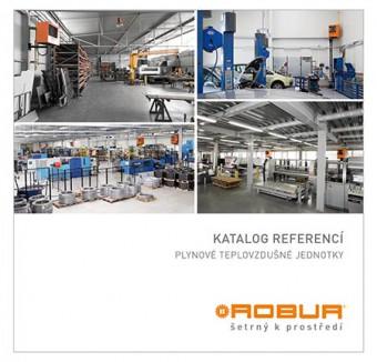 ROBUR. Katalog referencí